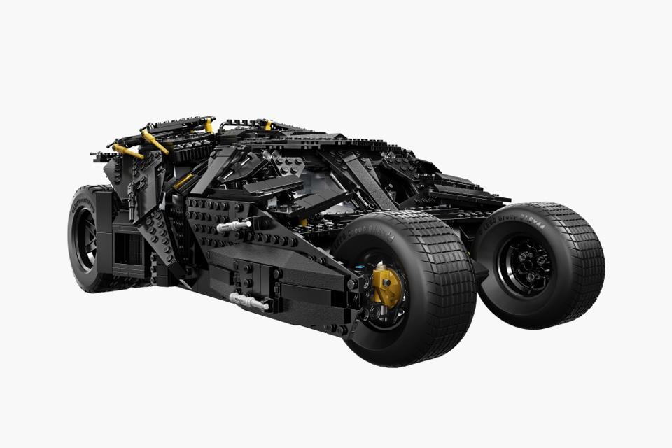 LEGO TDK Tumbler Frontal view