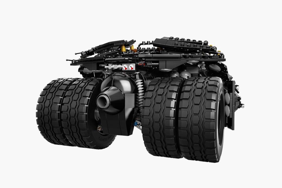 LEGO TDK Tumbler Back