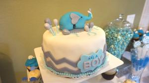 Cake created by Iris of Cakes By Cerella. (Photo Credit: Nakanari)
